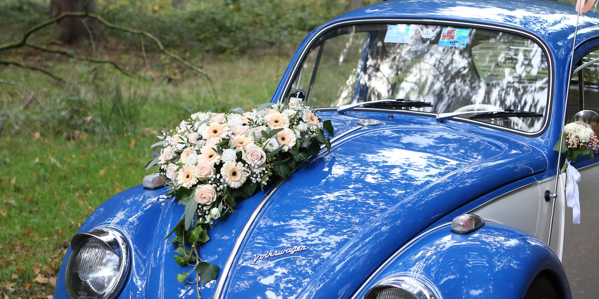 Hochzeitsfloristik.